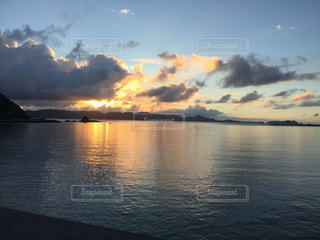 夕日☆の写真・画像素材[1269163]