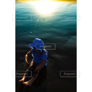 海で楽しい思い出!の写真・画像素材[1424415]