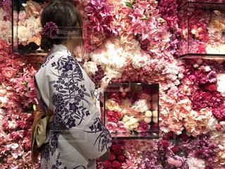 花がいっぱいの写真・画像素材[2231686]