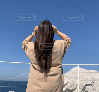 髪の毛の写真・画像素材[2481647]