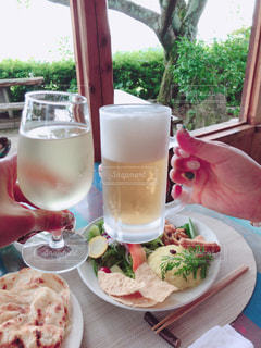 食べ物,屋外,手,食器,ワイン,グラス,ビール,カレー,乾杯,ドリンク,ナン