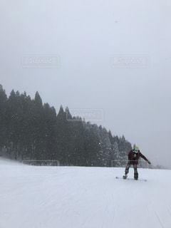 雪に覆われたの写真・画像素材[2810023]