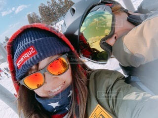 冬,雪,人,ゴーグル,運動,ヘルメット,ウィンタースポーツ,防具