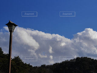 青い空の写真・画像素材[1107412]