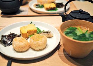 和食の朝ご飯の写真・画像素材[1147118]