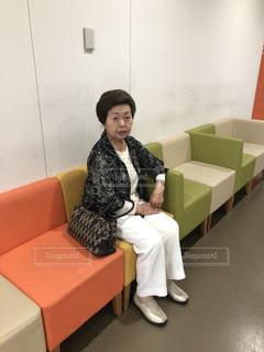 病院   入院    面会    待ち時間   長い  母