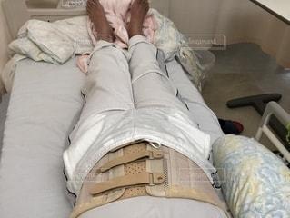 病院   入院   寝たきり  回復待ち