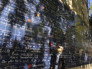 男性,ハート,フランス,パリ,桟橋,大好き,愛の壁