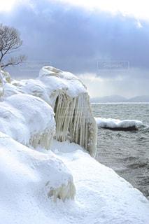 しぶき氷の写真・画像素材[1784282]