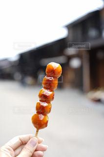 食べ歩き(´ω`)の写真・画像素材[2051650]