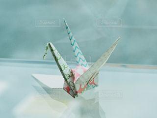 折り鶴の写真・画像素材[3159650]