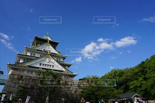 大阪城の写真・画像素材[1194783]