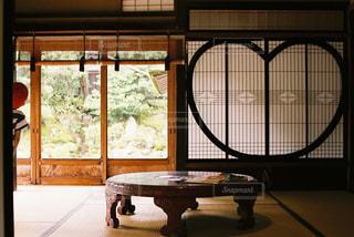 建物,夏,ハート,旅行,日本家屋,和風,伝統,旅先,フィルム写真,鳥取県,フォトジェニック,旧石谷家住宅