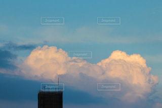 空の雲の写真・画像素材[1111447]