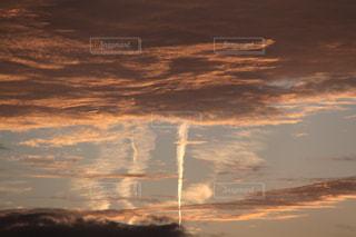 これでも夕空の写真・画像素材[2426164]