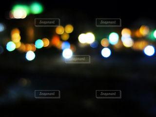 光の水玉の写真・画像素材[1117770]