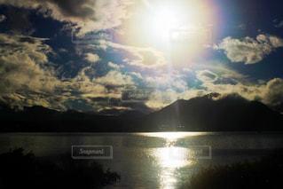 太陽の光の写真・画像素材[1114832]