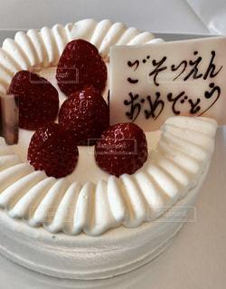 皿にチョコレート ケーキ - No.1122683