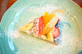 タルトケーキの写真・画像素材[1207032]