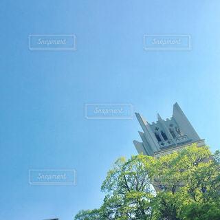 早稲田大学大隈講堂の写真・画像素材[1138156]
