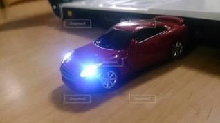 車型USBメモリーの写真・画像素材[1554808]