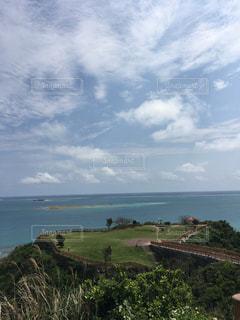 沖縄の空の写真・画像素材[1122725]