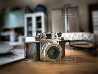 クローズ アップ カメラのの写真・画像素材[1236320]