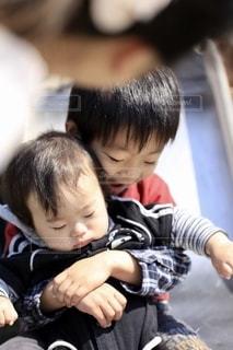 兄弟の写真・画像素材[2761596]