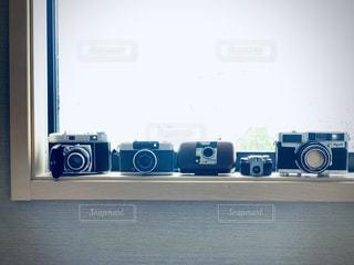 クラッシックカメラの写真・画像素材[2833655]