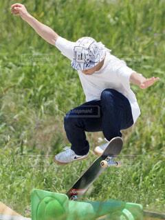 ボードスポーツの写真・画像素材[4529812]