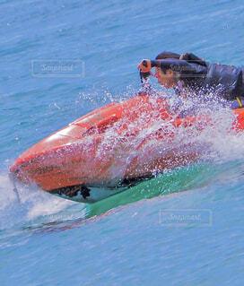 ボートスポーツの写真・画像素材[4547154]