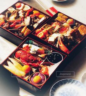 おせち料理の写真・画像素材[2873468]