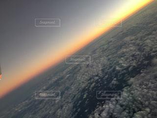 空に虹の写真・画像素材[1252723]