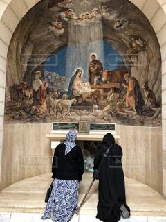 祈りの写真・画像素材[1197073]