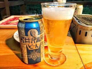地域限定ビールで乾杯をの写真・画像素材[1204469]