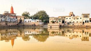 インドの聖地にて🇮🇳の写真・画像素材[1227817]