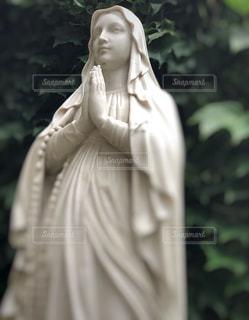 マリアさまからの祝福をの写真・画像素材[1227935]