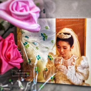 結婚式場にて‥の写真・画像素材[1232606]
