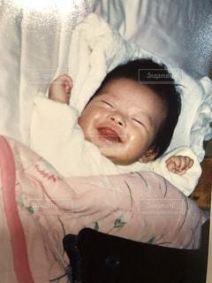 👶赤ちゃんがやってきたの写真・画像素材[1232750]