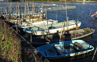 ボートのある風景🚣♂️の写真・画像素材[1254355]