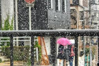 車窓からの風景の写真・画像素材[1262921]