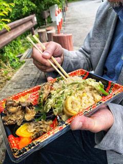 山菜ごはんの写真・画像素材[1271176]