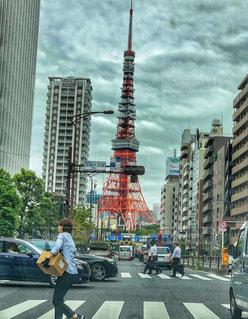 東京の夏の写真・画像素材[1424109]