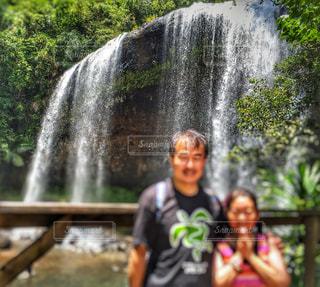 滝の写真・画像素材[1448600]