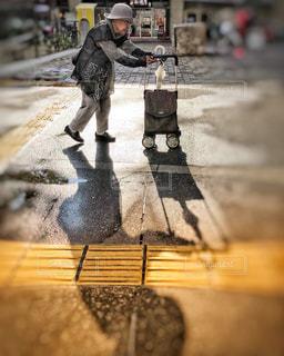 雨上がりの午後の写真・画像素材[1450409]