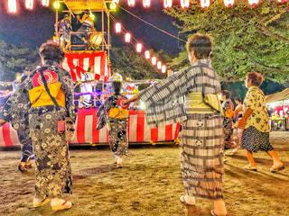 盆踊り🍉の写真・画像素材[1450445]