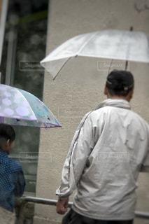 雨☂️☔️の写真・画像素材[1450449]