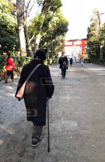 神社⛩の写真・画像素材[1450459]
