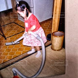掃除の写真・画像素材[1486783]