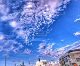 秋空🍁🍁🍁の写真・画像素材[1537682]